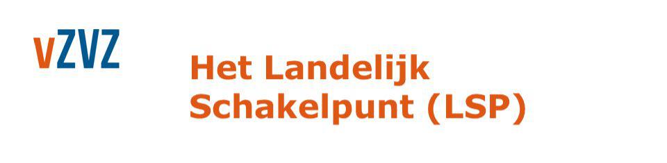 Landelijk Schakelpunt LSP
